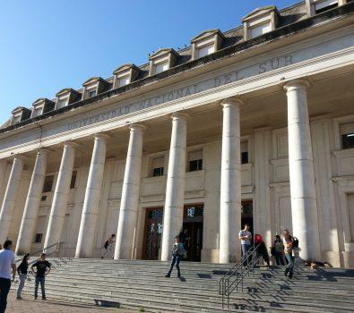 universidad nacional del sur UNS