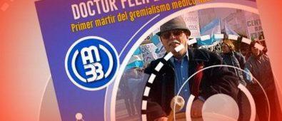 Documental sobre Felipe Glasman