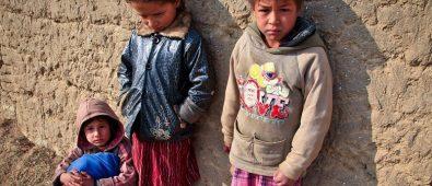 pobreza niños en bahia blanca