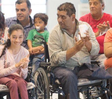 Patagones: ONG Unidos por una vida mejor.