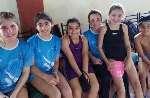 Torneo Regional de Natación en General La Maddrid