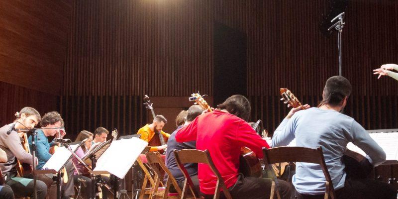 La Camerata Argentina de Guitarras