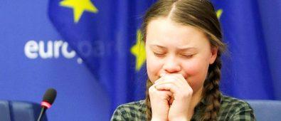 Greta Thungerg candidata a Premio Nobel de la Paz