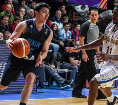 Seleccion argentina basquet