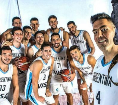 Seleccion basket