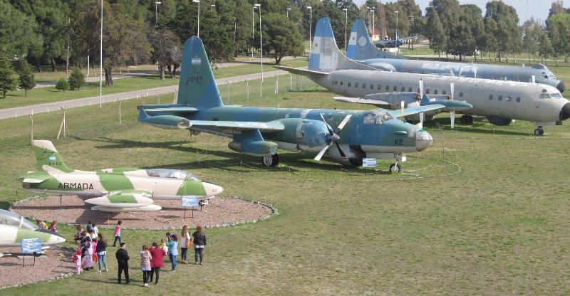 Museo de la Aviación Naval.