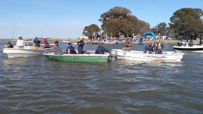 Pesca en Daireaux