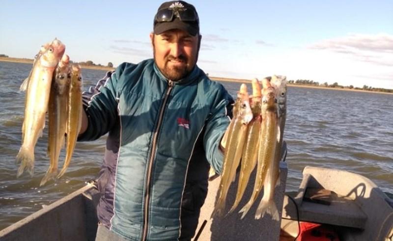 Pesca en Guaminí