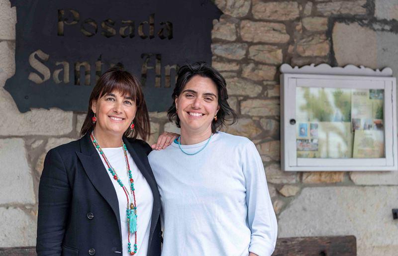 Andrea Juan y Gabriel Penedo Diego.