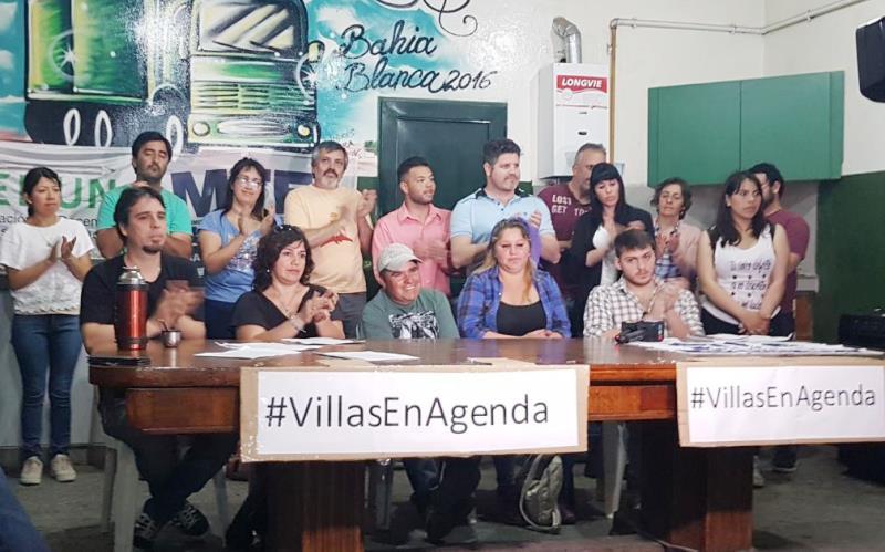 Bahía Blanca: Emergencia alimentaria
