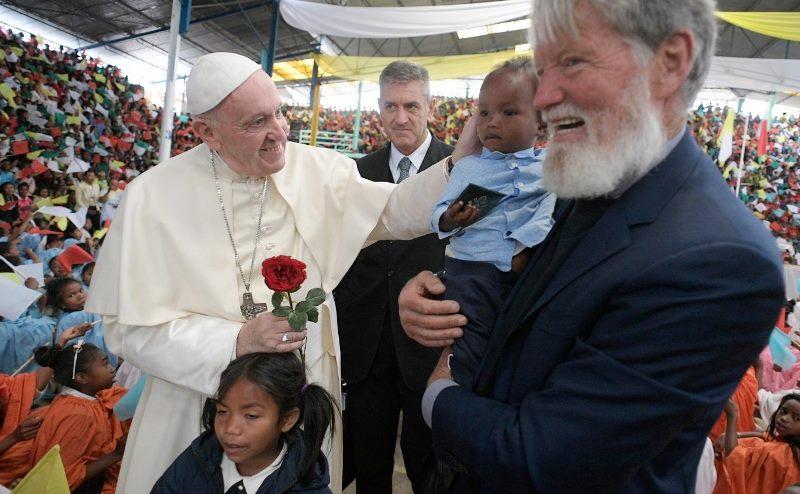 Padre Pedro Opeka