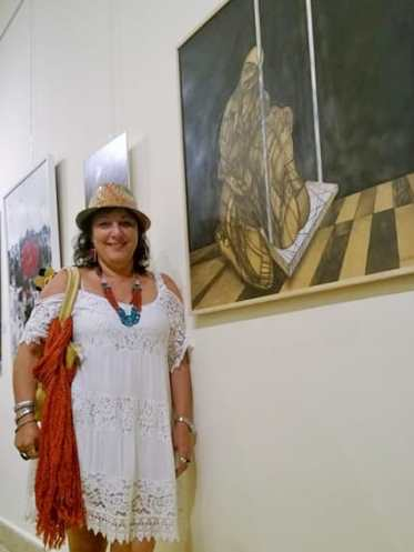 Exposición de Mirta Narosky