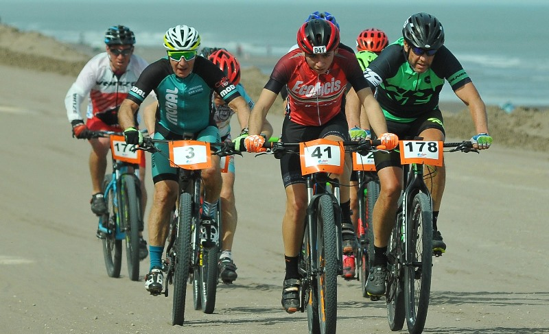 Rural Bike 2019 de Monte Hermoso.