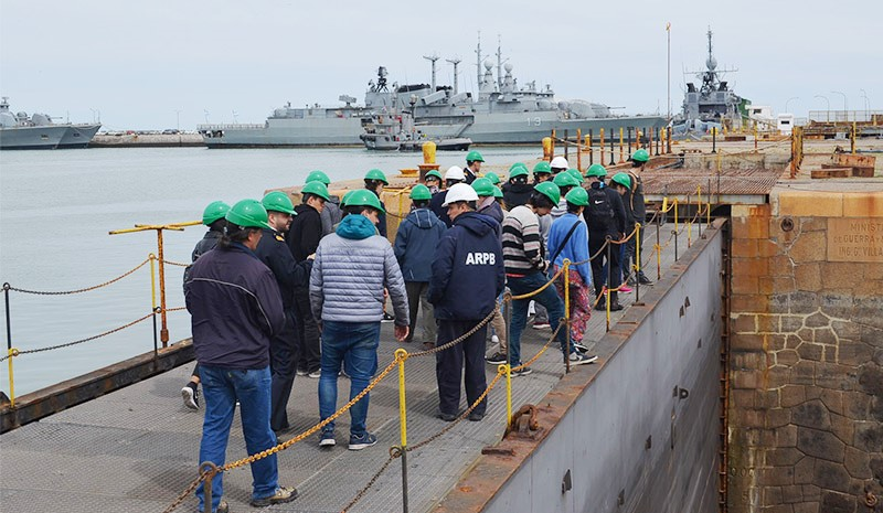 Arsenal Naval Puerto Belgrano
