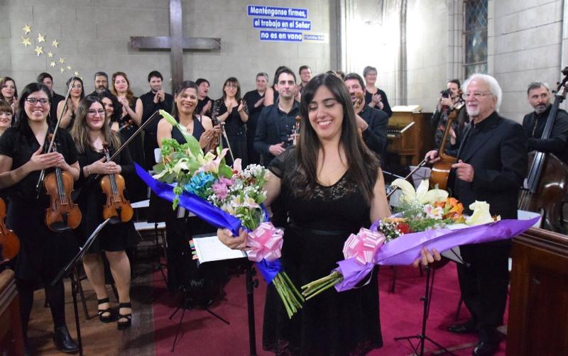Concierto Orquestal y Coral