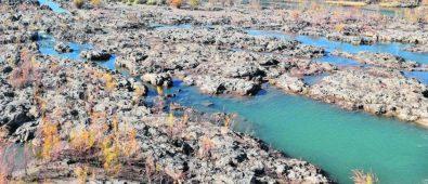 Crisis hídrica del Río Colorado