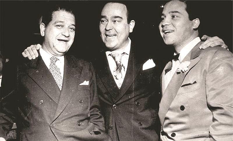 Semblanzas de Tango por José Valle.