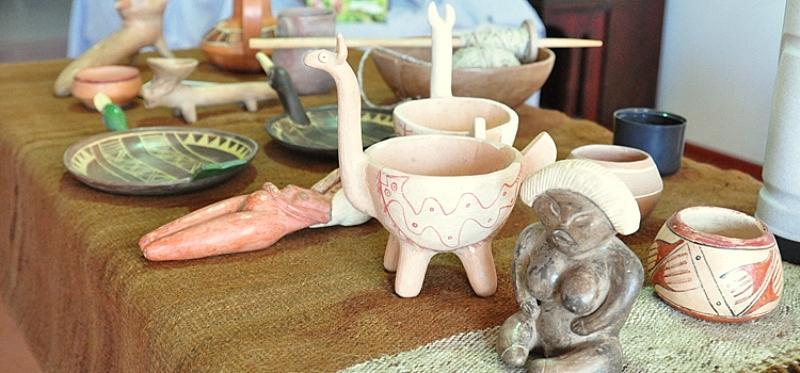 Artesanías, cerámica