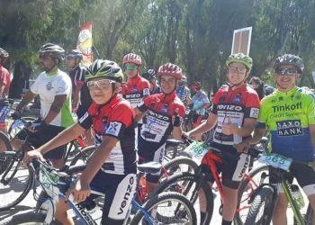 Daireaux tornero ciclismo